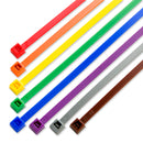USA Color Tie Wraps - 4.12 Inch
