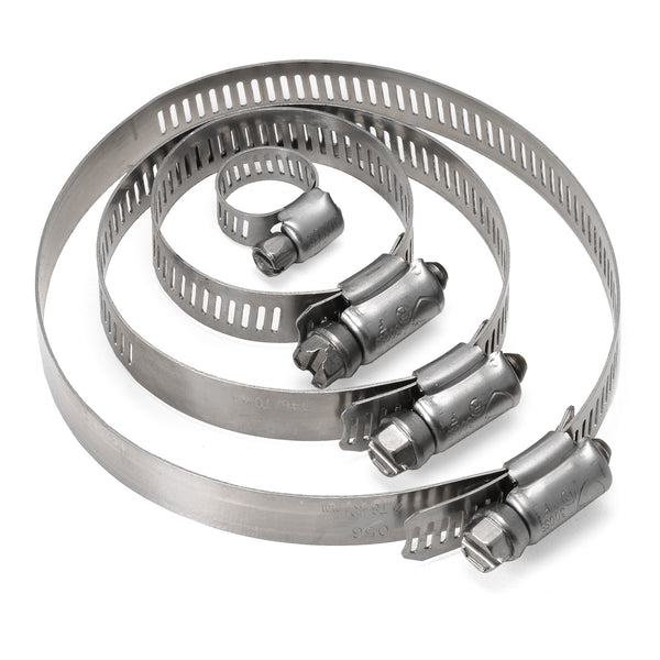 Hose Clamps-Stainless Steel-(THCSS-4M to 96)