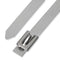 Stainless Steel Tie Wraps - Economy. Select from 8 Sizes. Use Drop Down Box.