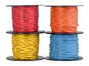 Striped Hook Up Wire - 18 and 14 Gauge