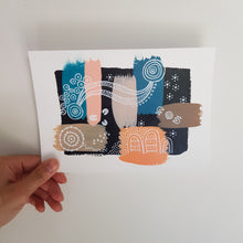 Load image into Gallery viewer, A5 Art Swatch #18