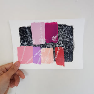 Special Edition - A5 Art Swatch #24