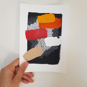 Special edition - A5 Art Swatch #32