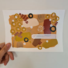 Load image into Gallery viewer, Special edition - A5 Art Swatch #51