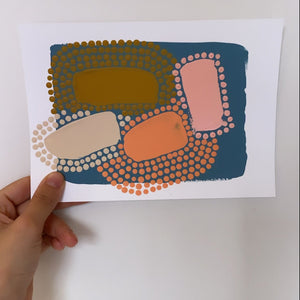 Special edition - A5 Art Swatch #40
