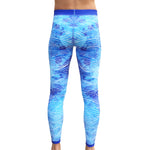 Women Surf Tights Waves