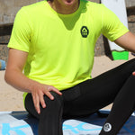 Unisex Downwind Paddling Top - Yellow