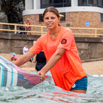 Unisex Downwind Paddling Top - Coral