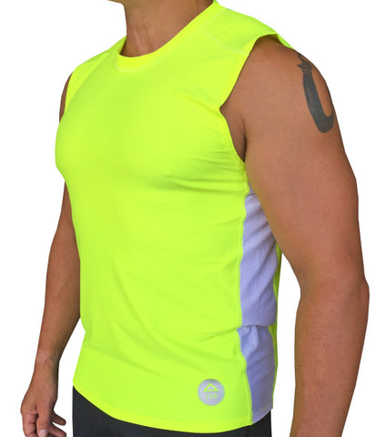 Sleeveless Paddling Top