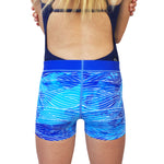 Women Surf Shorts Waves