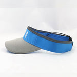 Downwind Visor - Blue / Grey