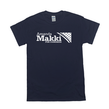 Load image into Gallery viewer, Amanda Makki for Congress T Shirt