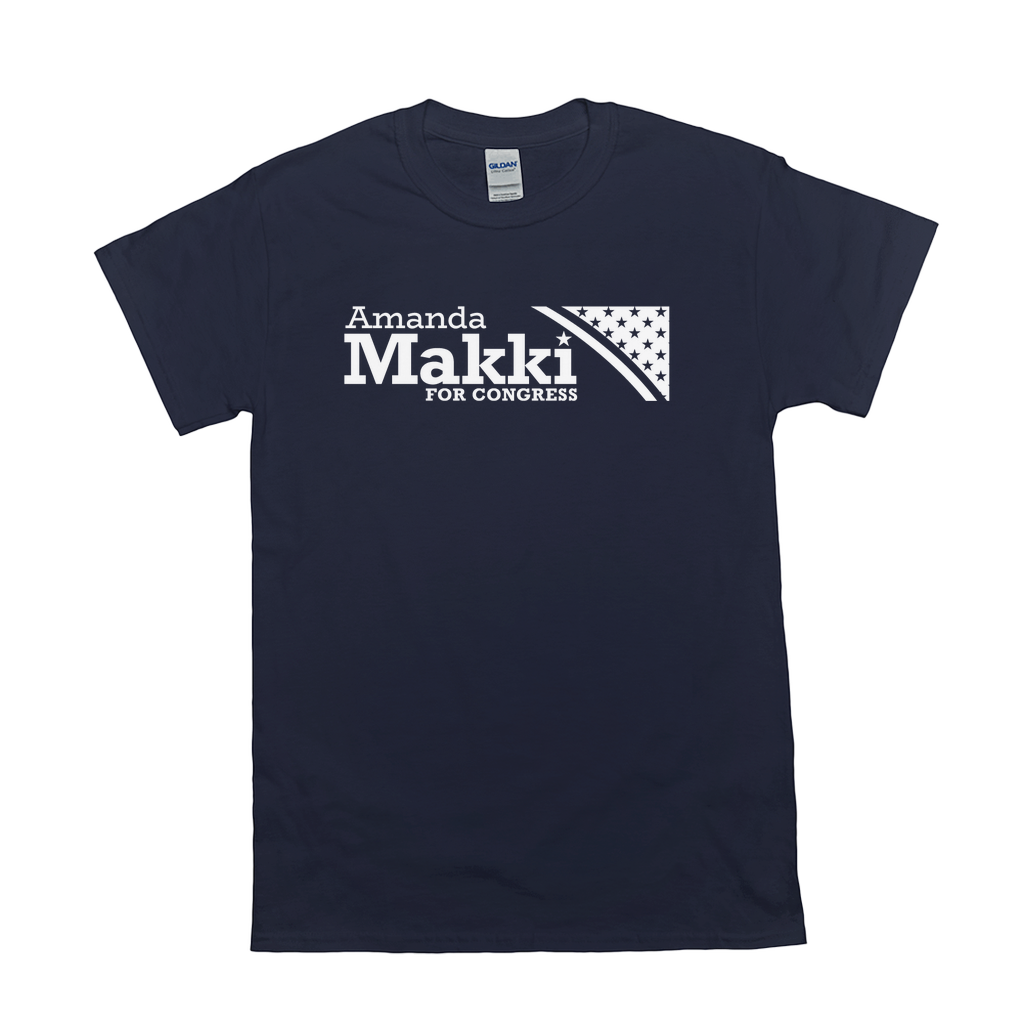 Amanda Makki for Congress T Shirt