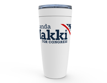 Load image into Gallery viewer, Amanda Makki for Congress Tumbler