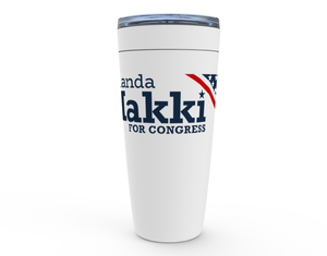 Amanda Makki for Congress Tumbler