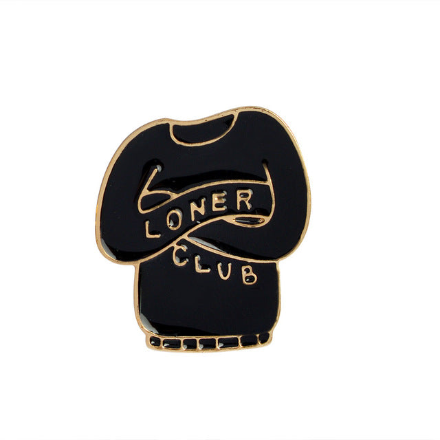 Loner club sweater