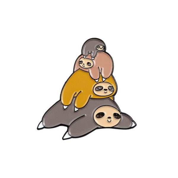 Pile of sloths