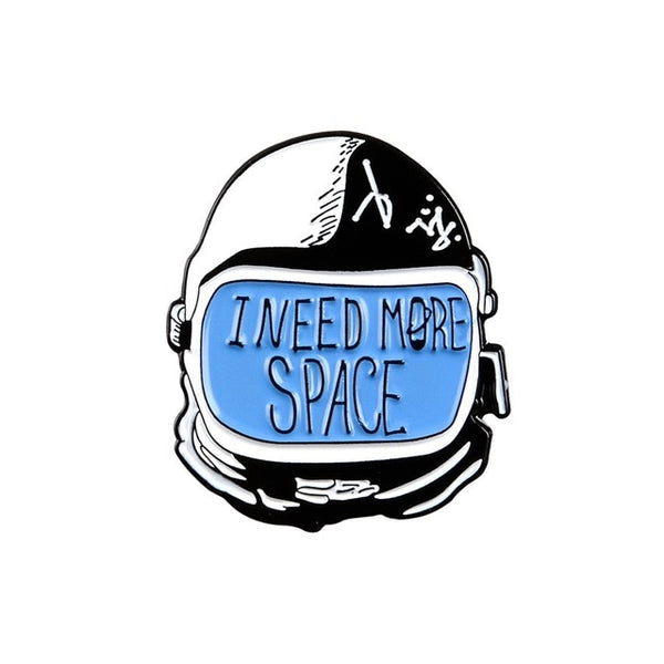 Space helmet - I need more space