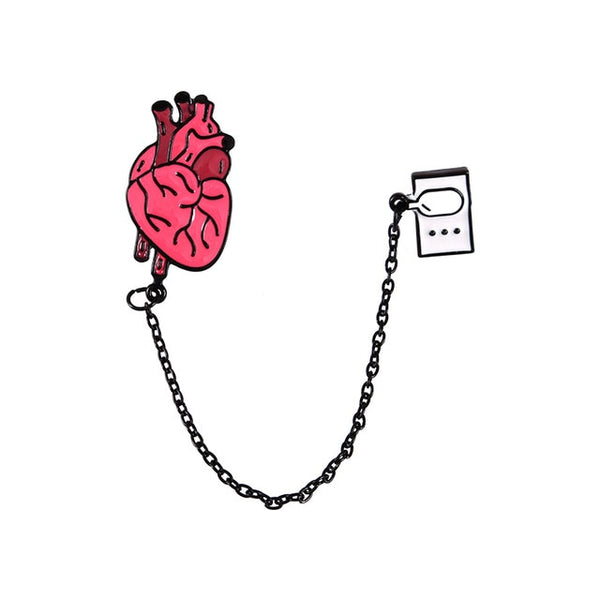 Heart - Suspended