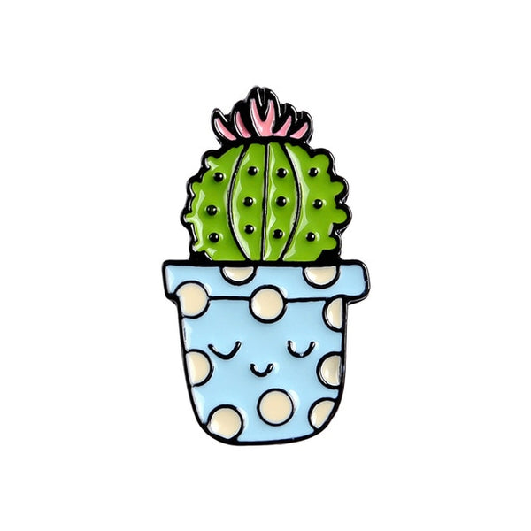 Peaceful cactus