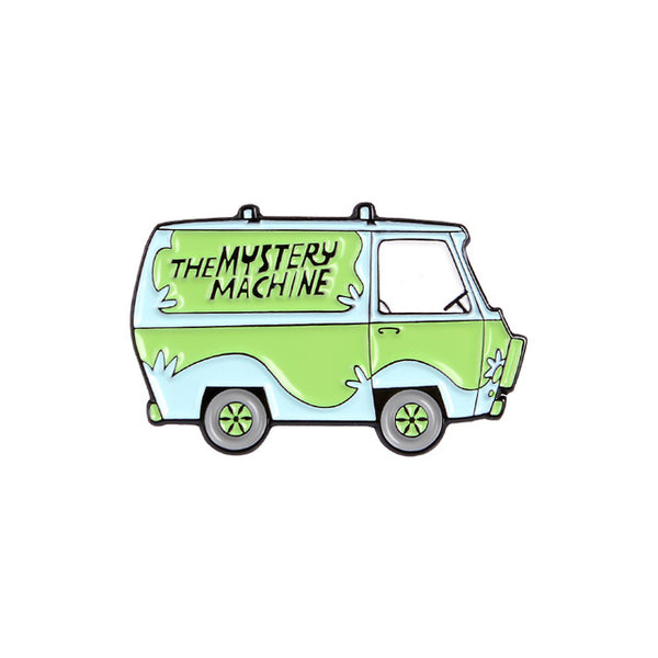 Car - The mystery machine