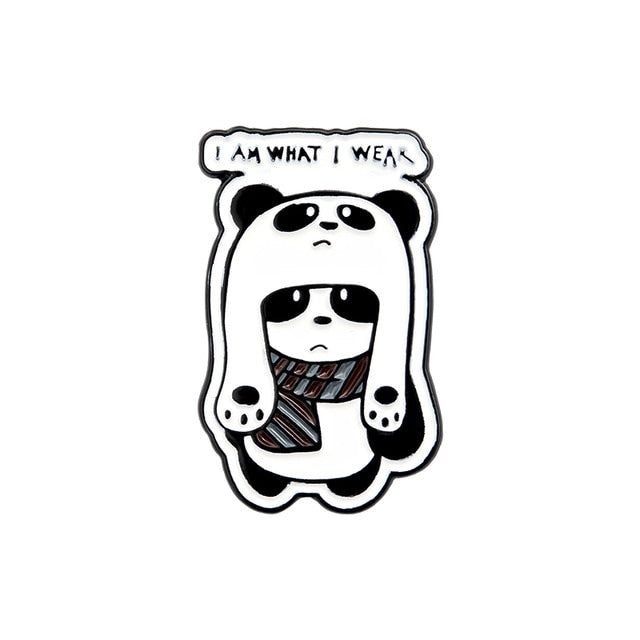 Panda - I am what I wear
