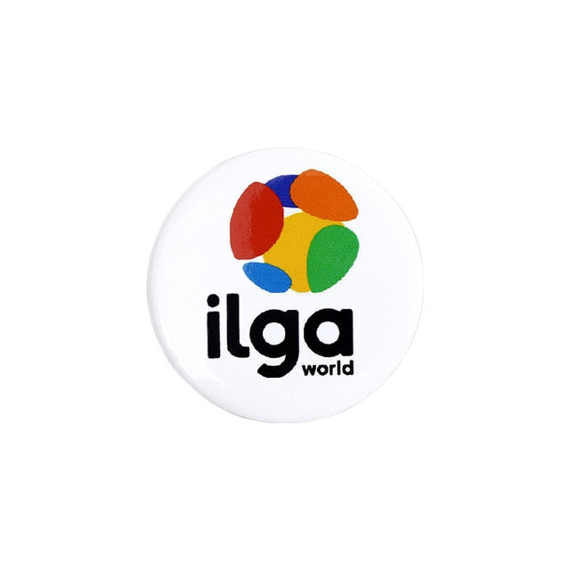 Badge - ilga world
