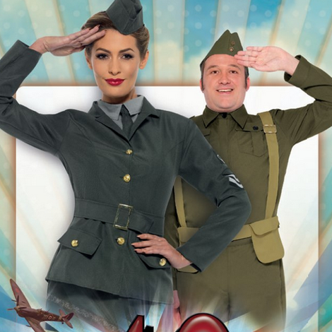 World War Fancy Dress