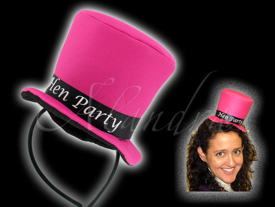 Mini Top Hat - Hen Party