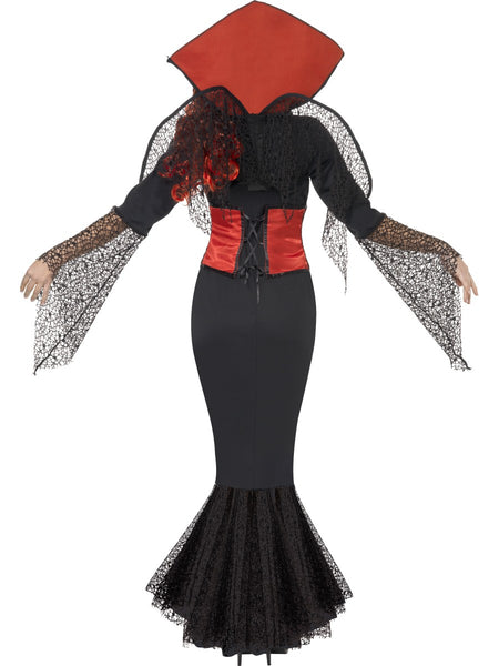 Miss Widow Vamp Costume