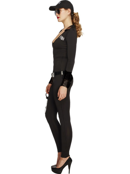 Fever FBI Flirt Costume
