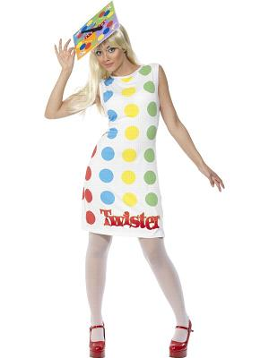Twister Dress Costume