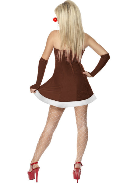 Fever Red Hot Reindeer Costume