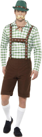Alpine Bavarian Man Costume