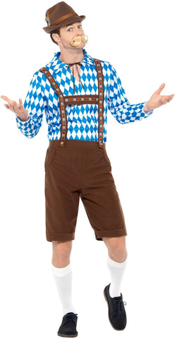 Bavarian Beer Man Costume