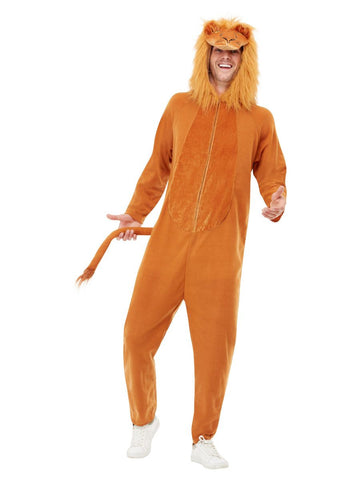 Adult's Unisex Lion Costume
