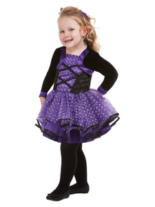 Toddler Pretty Star Witch Costume