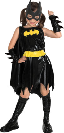 Batgirl Deluxe Costume Child-Size