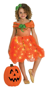 Twinkle Pumpkin Princess Costume