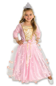 Twinkle Rose Princess Costume