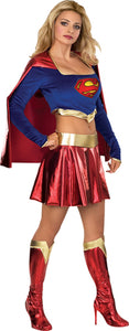 Deluxe Supergirl Costume