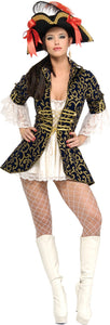 Secret Wishes Pirate Queen Costume