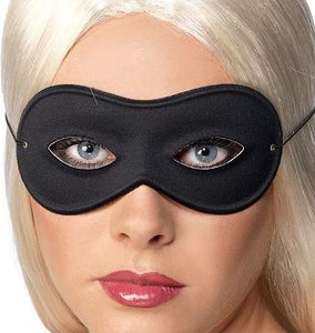 Black Farfella Eye Mask