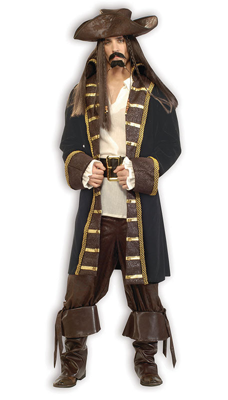 Deluxe High Seas Pirate Costume