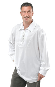 Pirate Shirt White