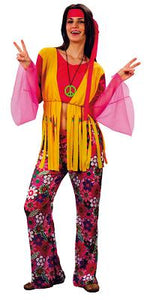 Hippy Woman Costume