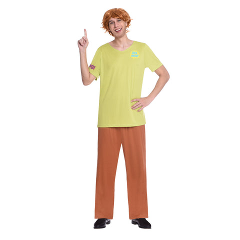 Adult's Shaggy Costume