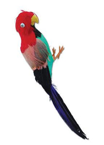Feather Wrist Parrot