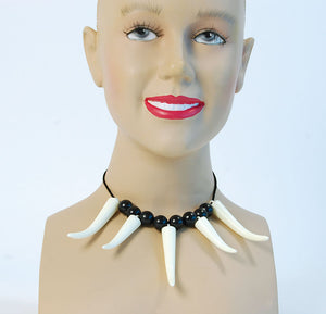 Teeth Necklace
