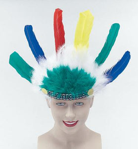 Kid's Indian Headdress